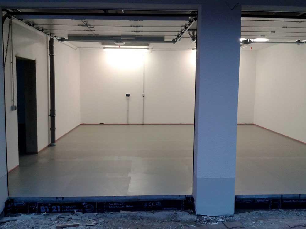 Neubau Garage Moritzburg Auer